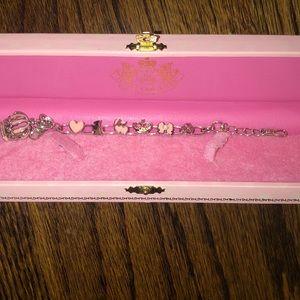 NWOT Child's Juicy Couture bracelet